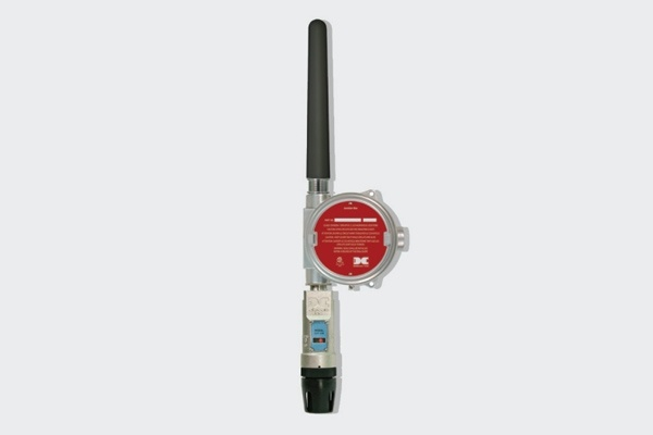 Detcon wireless H2S detection sensor